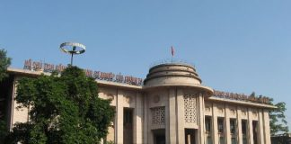 Ngân hàng Nhà nước Việt Nam (Nguồn: Internet)