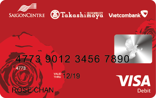 Hướng dẫn cách làm thẻ Visa Vietcombank
