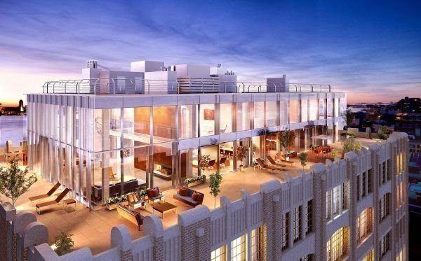 Căn hộ Penthouse cần có các yêu cầu nào?