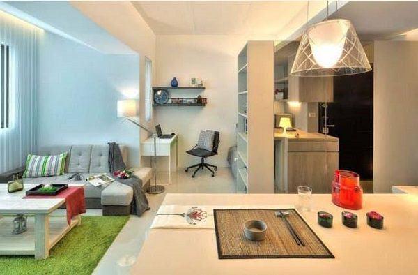 Đặc điểm của căn hộ Studio