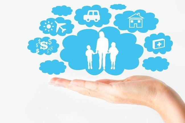 Các gói bảo hiểm nhân thọ theo phương thức tham gia