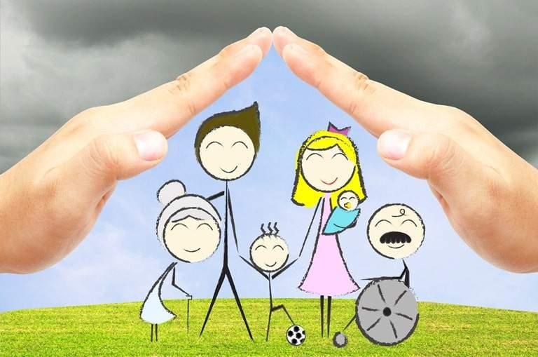 Các gói bảo hiểm nhân thọ theo mức độ rủi ro