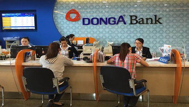 Lãi suất vay tín chấp ngân hàng Đông Á