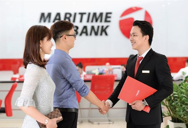 Lãi suất gửi hà tằn hà tiện ngân hàng Maritime Bank